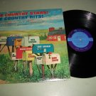 Country Stars Country Hits - CAMDEN 793 - Vintage Greats Record LP