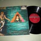 Debussy La Mer -Ravel Ansermet  - LONDON Blue Back Record LP
