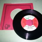 Kenny Karen - That's Why You Remember  - 45 rpm Record