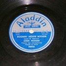 Amos Milburn - Roomin' House Boogie - Aladdin 3032 - 78rpm