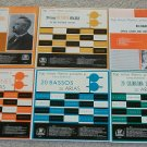 10 Vocal Classical Records LP's - TAP Top Artist Platters - Caruso