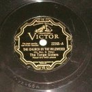 The Tietge Sisters - Church In The Wildwood - VICTOR 22265 - 78 rpm