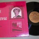 Paderewski Plays Liszt - EVEREST X-901 - Classical LP