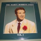 The Marty Robbins Files - Vol. 1 - German Pressing - CBS 15095