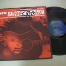 The Flatpicker's Guitar Guide - Jerry Silverman Instruction Record  LP