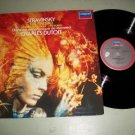 Stravinsky The Firebird Charles Dutoit - Classical Record LP
