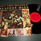 Mott The Hoople Greatest Hits  - Record LP