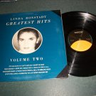 Linda Ronstadt Greatest Hits Volume 2 - Record LP
