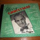 Ken Griffin - Merry Christmas - RONDO 1010  - 3 Record Album Set  78 rpm