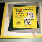 Two Weeks With Love - Jane Powell Soundtrack  - 3 Record Album Set  78 rpm