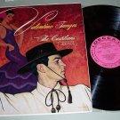 Valentino Tangos - The Castilians - DECCA 8952 - Promo  Record LP