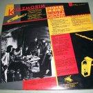 The Klezmorim - Notes From Underground - Folk Jazz Records LPs