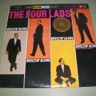 The Four Lads - Breezin' Along  -  SEALED   Record LP