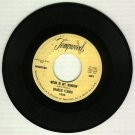 Charlie Flener - Moon In My Window / Someday - Teen Rock Tempwood 1034 PROMO 45