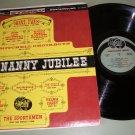 Hootenanny Jubilee - Burl Ives The Weavers Robin Roberts - Folk  Record LP