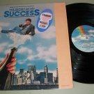 The Secret Of My Success - Michael J Fox - Original Soundtrack -  Record LP
