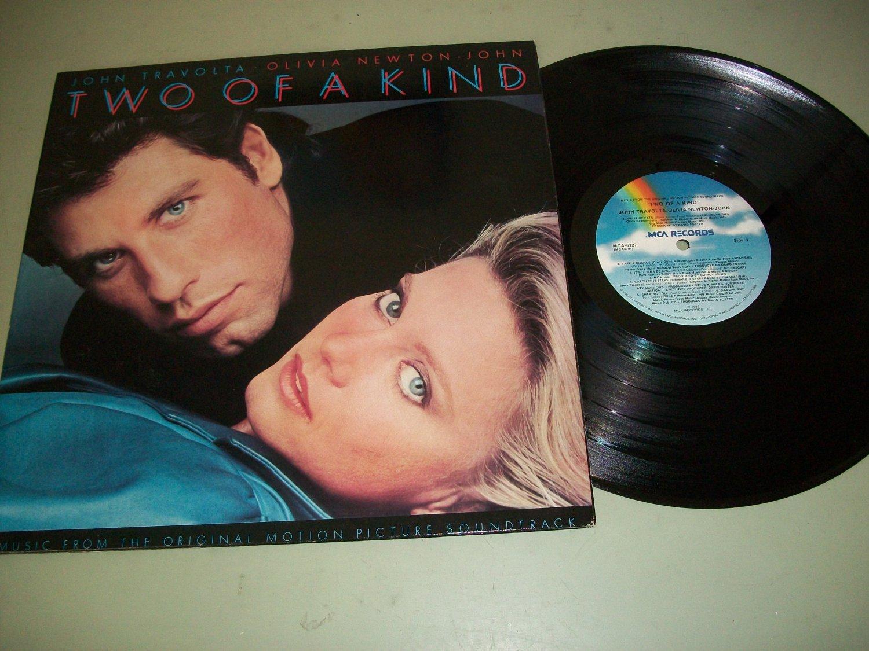 Two Of A Kind - Travolta  Olivia Newton John -  Original Soundtrack -  Record LP