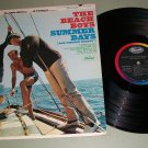 The Beach Boys - Summer Days - Capitol DT 2354 - Record LP