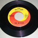 The Beatles -  Eight Days A Week / I Don't Want To Spoil The Party   - CAPITOL 5371 - 45 rpm Record