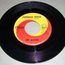 The Beatles - Paperback Writer / Rain - CAPITOL 5651 - 45 rpm Record