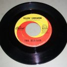 The Beatles - Yellow Submarine / Elenor Rigby - CAPITOL 5715 - 45 rpm Record