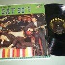 Freddie Hall Sings The Gay 90's  - Jazz Pop Record  LP