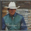 George Strait - Lead On -  Country Music  CD