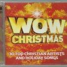 WOW Christmas - 30 Christian Artist And Holiday Songs  - 2 CD's