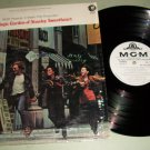 The Magic Garden Of Stanley Sweetheart - MGM 1SE-20ST - PROMO Original Soundtrack  Record LP
