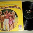 Here We Go Round The Mulberry Bush - Spencer Davis Traffic - Original Soundtrack  Record LP