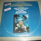 The Strawberry Statement - Crosby Stills Nash Young - 2 PROMO Original Soundtrack  Records LPs