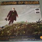 Leaves Of Grass by Walt Whitman - 4 Records and a Hardcover Book