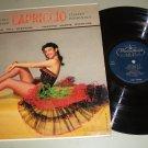 Tchaikovsky Rimsky Korsakoff - Capriccio - Cheesecake Classical Record LP