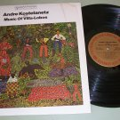 Andre Kostelanetz - Music Of Villa-Lobos - Quad Record LP