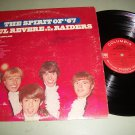 Paul Revere & The Raiders - The Spirit Of 67  - COLUMBIA 9395 - Rock  Record LP