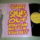 Glenn W. Turner - Speaks Out - Motivational Speaker -  Record LP