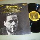 Humphrey Bogart - Suspense - Old Time Radio -  Record LP