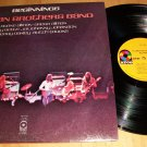 The Allman Brothers Band - Beginnings - ATCO 805 - 2 Rock Record LP