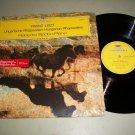 Liszt - Hungarian Rhapsodies - Roberto Szidon - Classical Record LP