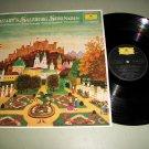 Mozart - Salzburg Serenades - Bohm  Karajan  Fricsay - DG 413 668-1 - Classical Record LP