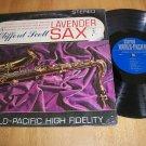 Clifford Scott - Lavender Sax - WORLD PACIFIC 1825 - Jazz Record LP
