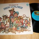 Ben Colder aka Sheb Wooley - The Best Of - MGM 4530 - Country Record LP