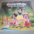 Walt Disney  Snow White And The Seven Dwarfs - Disneyland 1201  - SEALED LP