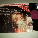 Handel-Harty Water Music  - Antal Dorati - Mercury Living Presence SR90158 - Classical Record