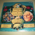 An Evening With Arthur Fiedler - Great Songs Of Christmas - FLEETWOOD 1027 - SEALED Record LP
