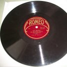 Vernon Dalhart - The Old Fiddler's Song / The Cowboy's Lament - Romeo 431 -  Hillbilly 78 rpm
