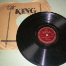 Cowboy Copas - Signed Sealed And Delivered / Opportunity - KING 658 Hillbilly 78