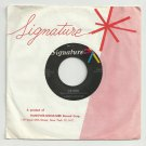 Lance Fortune - Be Mine / Action - SIGNATURE 12030  - Rock  45