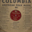 Skeets Yaney - Ozark Valley Waltz / Go On Little Girl Have A Cry - COLUMBIA 20649 - Hillbilly 78