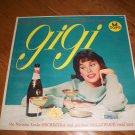 Mary Tyler Moore Cover - GiGi - TOPS 1652 -  Rare Cheesecake Record Jacket   LP